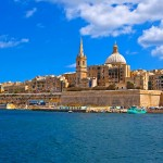 Malta-island-sea-coast-houses-boats-blue-sky_1920x1080